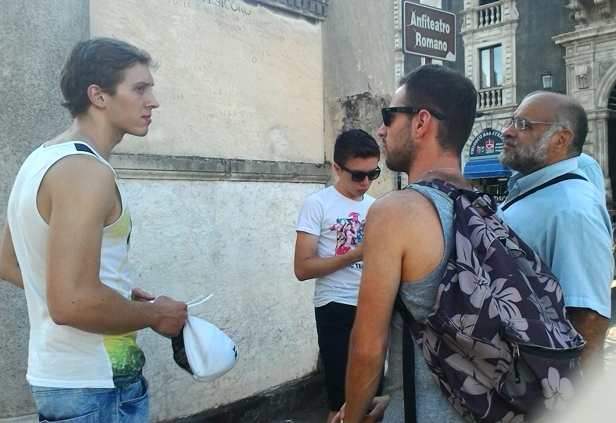 Visita di Catania