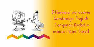 differenze esame cambridge