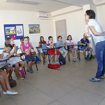 corsi inglese bambini catania