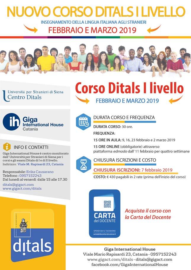 ditals 2019 catania